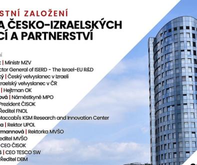 Česko-izraelské inovační centrum (CCIIP)